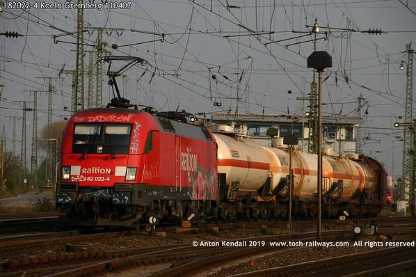 182022-4 Koeln Gremberg 110407