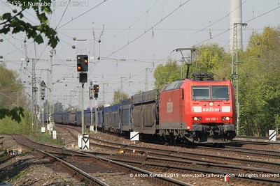 185159-1 Nuernberg Rbf 190411