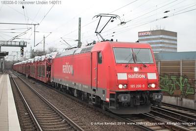 185206-0 Hannover Linden 140111