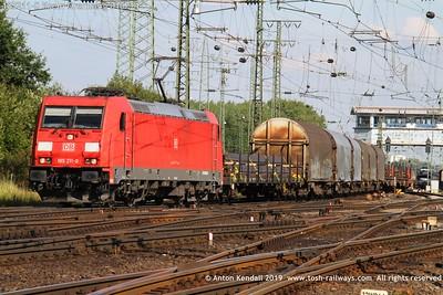 185211-0 Koeln Gremberg 010714