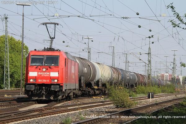 185254-0 Nuernberg Rbf 190411