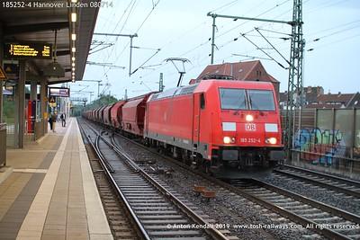 185252-4 Hannover Linden 080714