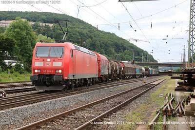 185004-9; Gemuenden; am; Main; 130721