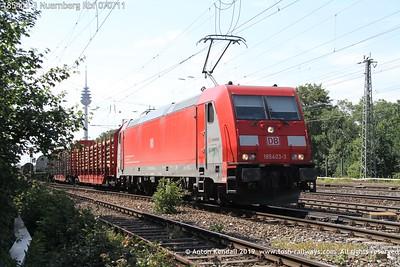 185403-3 Nuernberg Rbf 070711