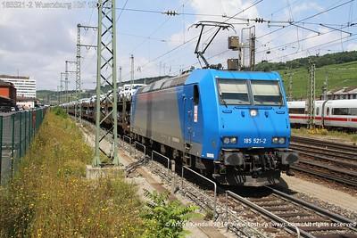 185521-2 Wuerzburg Hbf 120714