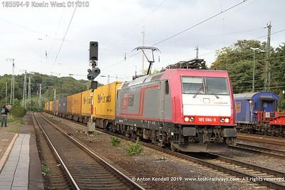 185594-9 Koeln West 011010