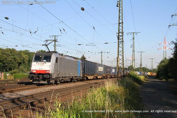 186251-5 Koeln Gremberg 030714