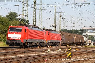 189052-4 189040-9 Koeln Gremberg 020714