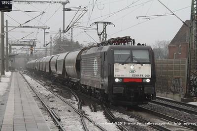 189200 Hannover Linden 190110