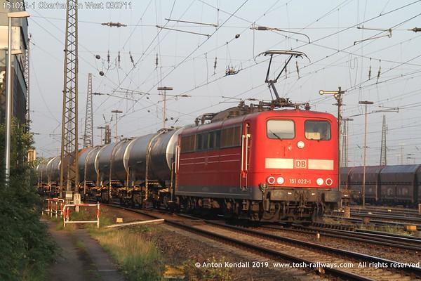 151022-1 Oberhausen West 050711