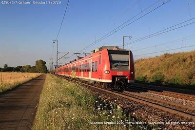 425076-7 Graben Neudorf 220720