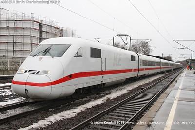 402045-9 Berlin Charlottenburg 090111