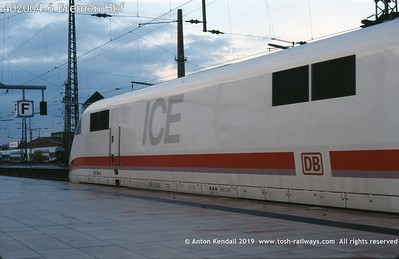 402004-6 Bremen Hbf