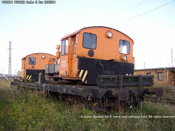 199004 199003 Halle G Bw 220804