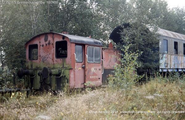 323521-5 Bremerhaven Bw 100900