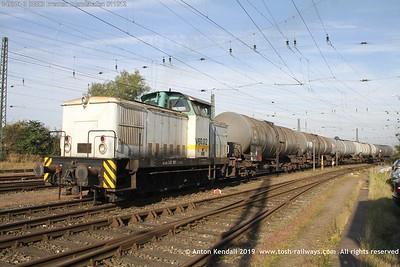 345901-3 98803 Bremen Inlandshafen 011012