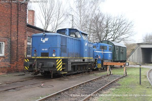 345387-5 98803 Magdeburg Hafen 191211