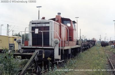 360002-0 Wilhelmsburg 100900