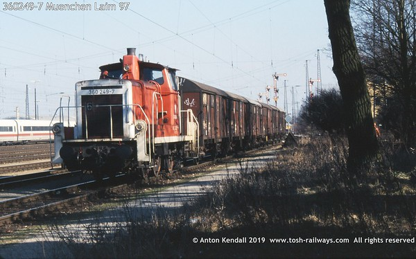 360249-7 Muenchen Laim 97