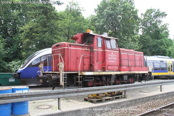 360841 Osnabrueck Hafen 070714