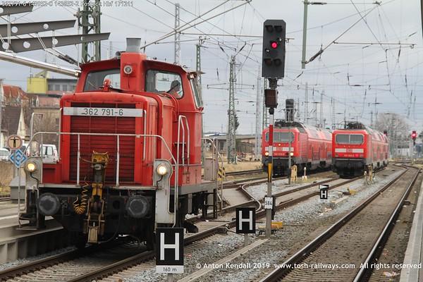 362791-6 143952-0 143852-2 Rostock Hbf 171211