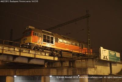 M62330 2 Budapest Ferencvaros 161210