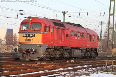 M62265 Budapest Ferencvaros 161210