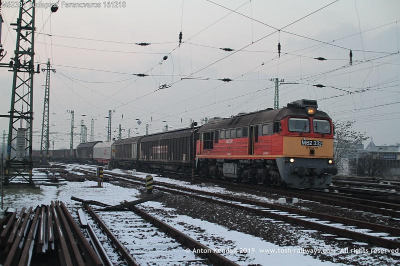 M62332 Budapest Ferencvaros 161210