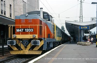 M47-1203 Gyoer