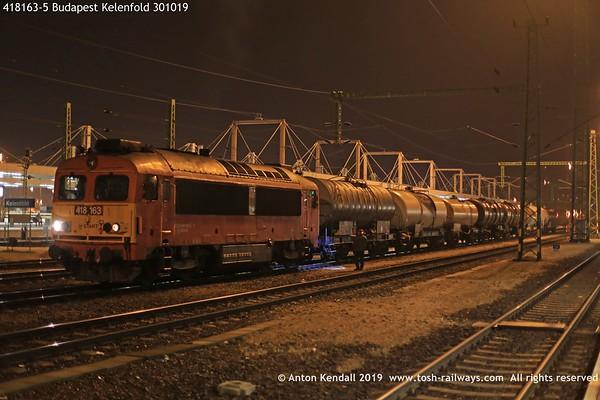 418163-5 Budapest Kelenfold 301019