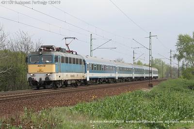 431109 Budapest Ferihegy 130419