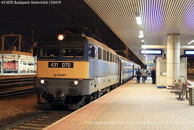 431070 Budapest Kelenfold 120419