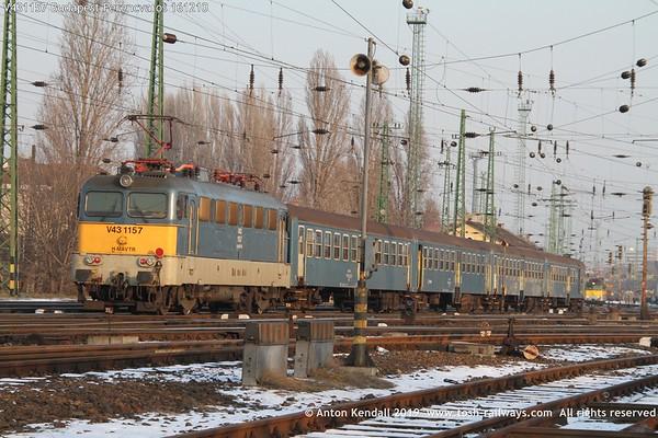V431157 Budapest Ferencvaros 161210