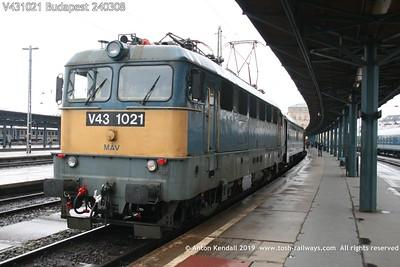 V431021 Budapest 240308