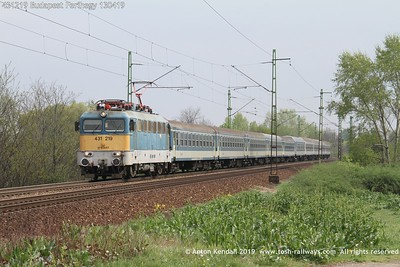 431219 Budapest Ferihegy 130419