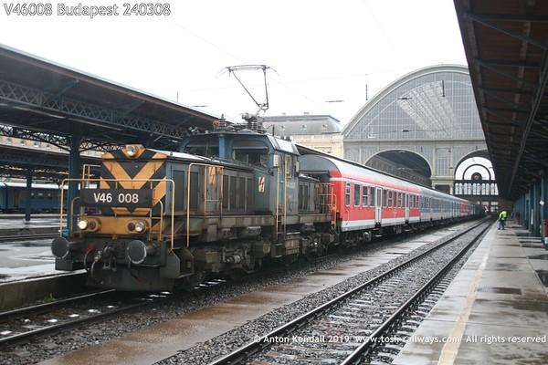 V46008 Budapest 240308