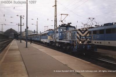 V46004 Budapest 1097