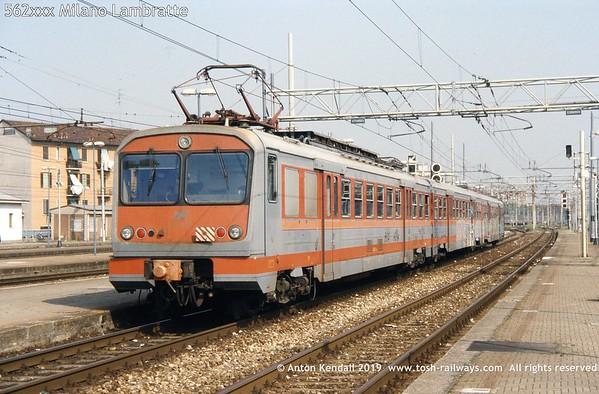562xxx Milano Lambratte