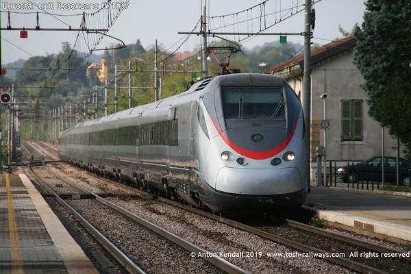 Eurostar unit Desenzano 071007