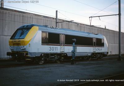 3011 Merelbeke Depot 100199