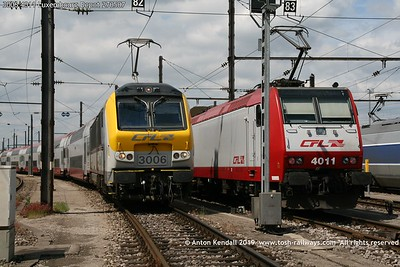 3006 4011 Luxembourg Depot 270507