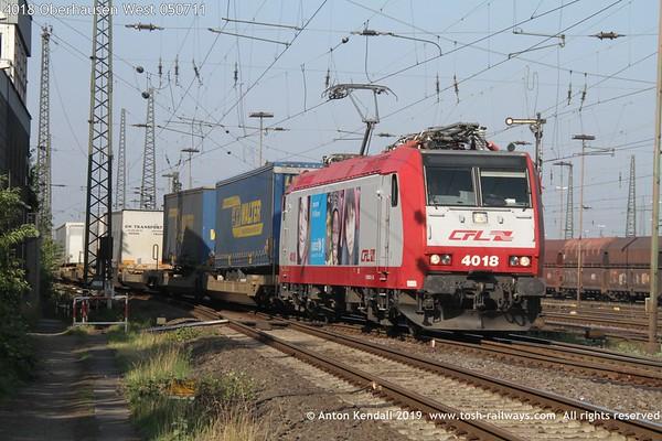 4018 Oberhausen West 050711
