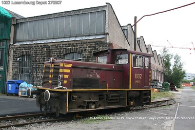 1002 Luxembourg Depot 270507