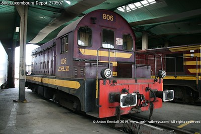806 Luxembourg Depot 270507