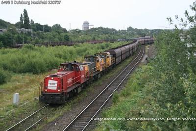 6498 2 Duisburg Hochfeld 230707