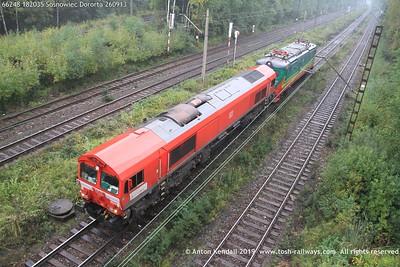 66248 182035 Sosnowiec Dororta 260913