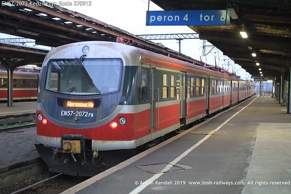 EN57-2072 Kedzierzyn Kozle 270913