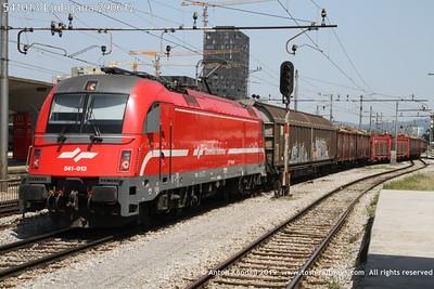 541013 Ljubljana 290612