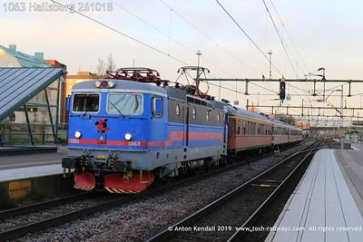 1063 Hallsberg 261018
