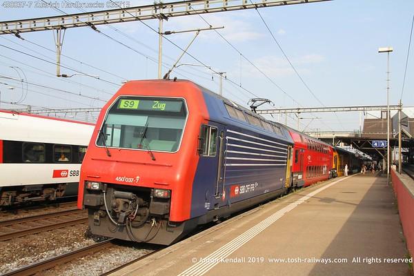 450037-7 Zuerich Hardbruecke 030715